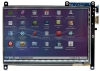 نمایشگر 7اینچ HDMI رزولوشن 800x480 مولتی تاچ خازنی مدل ODROID-VU7