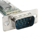 بورد ارسال و دریافت اطلاعات سریال از پورت RS232 از طریق بلوتوث با ماژول HC-06