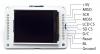 ماژول نمایشگر 1.8 اینچ