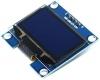 ماژول نمایشگر OLED آبی 1.3اینچ با رابط I2C سایز 128x64