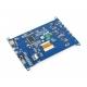 نمایشگر 7 اینچ IPS سری(H) تاچ خازنی 1024x600 ورودی HDMI  مولتی سیستم محصول Waveshare